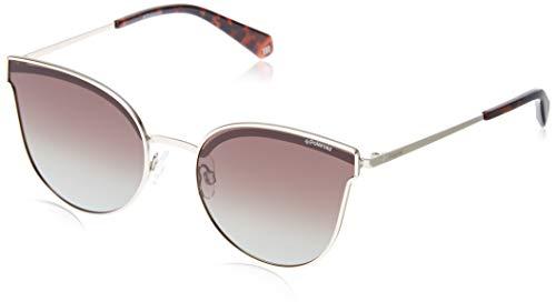 Polaroid Eyewear Pld 4056/S Occhiali da sole Donna, Gold Brwn 58