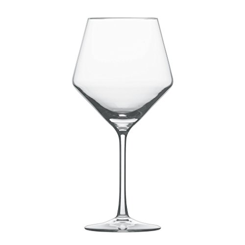 Schott Zwiesel Tritan Crystal Glass Pure Stemware Collection Burgundy Red Wine...