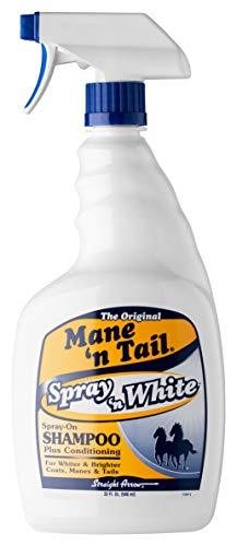 Mane 'n Tail Mane N Schwanz Spray N White Shampoo - 32 oz - Clear, Unisex, MNT0100