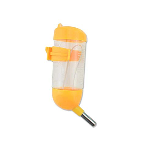 PULABO 優れたハムスター飲む噴水80ミリリットル掛かるケージ水ボトル小さなペット飲料水器具やかん使い心地がよい