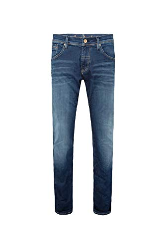 Camp David Herren Comfort-Flex Used Denim DA:VD Regular Fit
