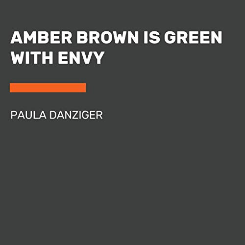 Amber Brown Is Green with Envy     Amber Brown, Book 9              By:                                                                                                                                 Paula Danziger                               Narrated by:                                                                                                                                 Alicia Witt                      Length: 2 hrs     Not rated yet     Overall 0.0
