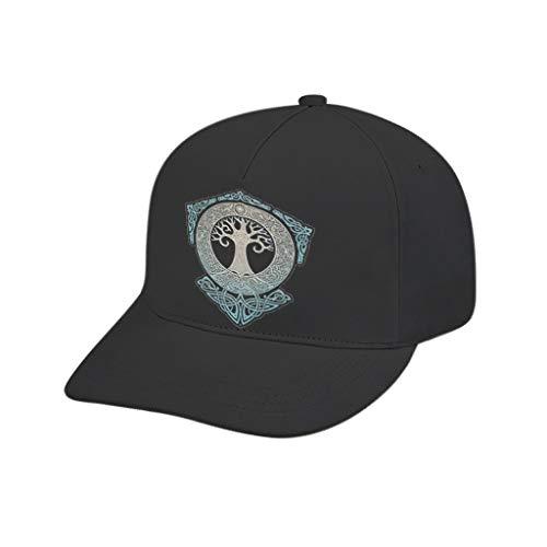 Knowikonwn Boy hijos de odin valhalla Baseball Hat Leisure - Soft Fitness Cap white5 onesize