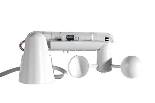 empasa Funk Wind Sonnen Sensor für unsere elektrischen Gelenkarmmarkisen Kassettenmarkisen Vollkassettenmarkisen