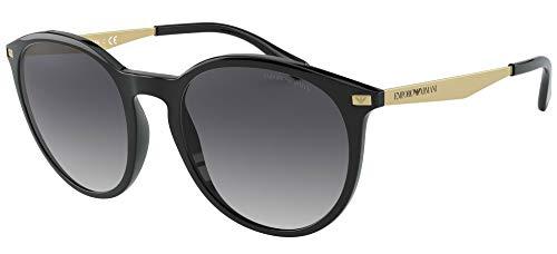 Emporio Armani Gafas de Sol EA 4148 Black/Grey Shaded 54/20/145 mujer
