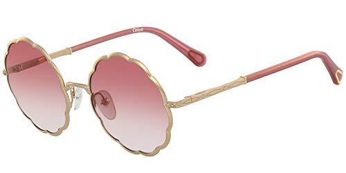 Chloé Damen CE3103S Sonnenbrille, Roségold, Standard