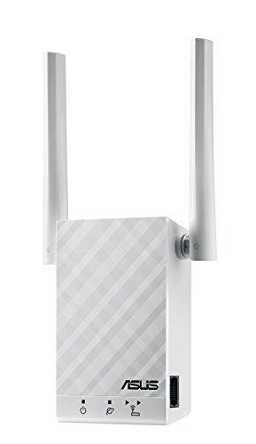 ASUS RP-AC55- Repetidor Extensor de Red WiFi AC1200 Doble Ba