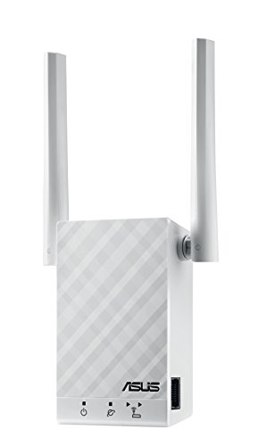 Asus RP-AC87 AC2600 Dual Band Repeater AC1200 (tot 90 m2). AC1200 (bis 90m²) wit