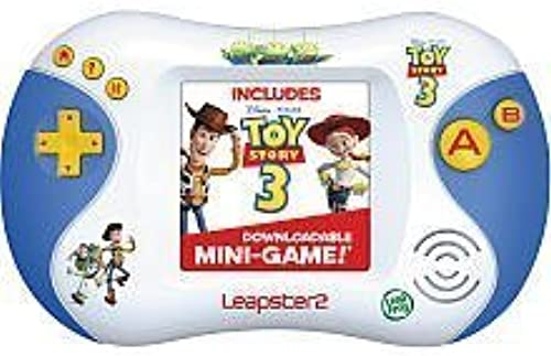producto de calidad LeapFrog Leapster 2 Learning System With Downloadable Disney-Pixar Disney-Pixar Disney-Pixar Toy Story 3 Game by LeapFrog Enterprises  venta con descuento