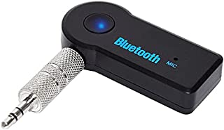 Wireless Bluetooth Connector for Car and Home Speaker with Remote Control