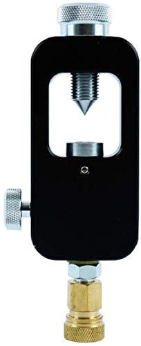 BEHRAS, Adattatore Portatile in Lega di Alluminio per Serbatoio subacqueo, Ricarica per cilindri di Ossigeno antiossidante, Accessorio per Attrezzature subacquee