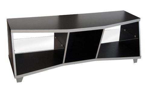 Berlioz Axiom - Mueble para TV, Color Negro