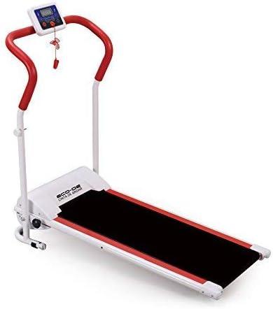 Tapis roulant per camminare da 1 a 10 km/h. 500 w di potenza. schermo led eco-de ECO-2580