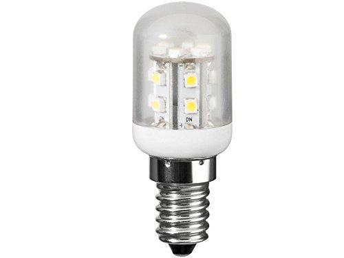 Preisvergleich Produktbild Alcasa LED Kühlschranklampe Sockel E14,  230V,  10W,  2700K,  warmweiß