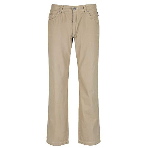 Regatta RMJ194R 1NY036 Landyn Pantalons Homme, Nutmeg Cream, 36-inch