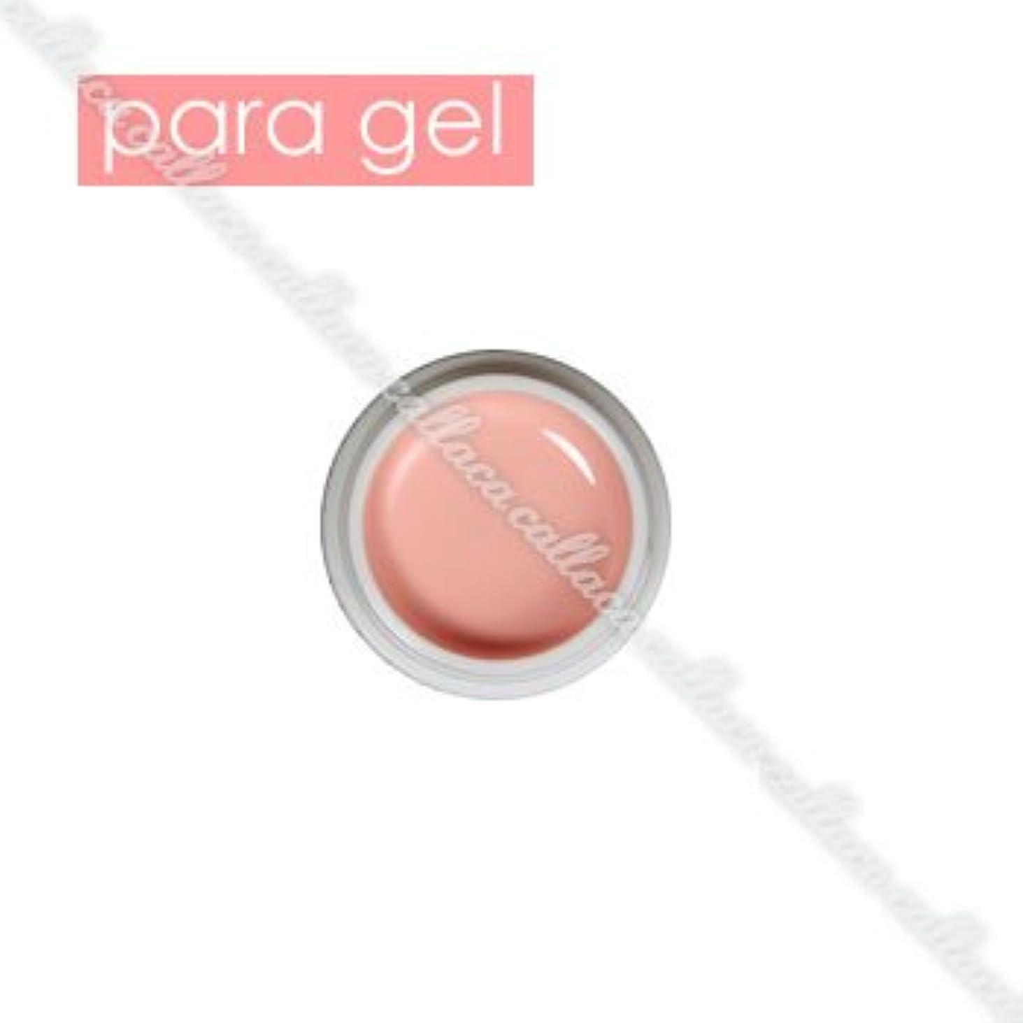 まだらポータブル翻訳するジェルネイル para gel パラジェル アートカラージェル 4g AM18 ヌードピンク