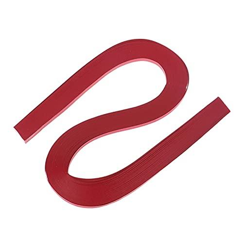 QFDM DIY Dekoration 240 stücke/Pack Regenbogen Papier Quilling Streifen Set 3mm 39 cm Blume Papier für Handwerk distics Quilling Werkzeuge handgemachte papierdekoration Partydekoration (Color : E)