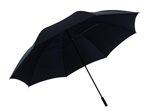 Regenschirm für 7 Personen Fieberglas Regenschutz Stockschirm Schirm