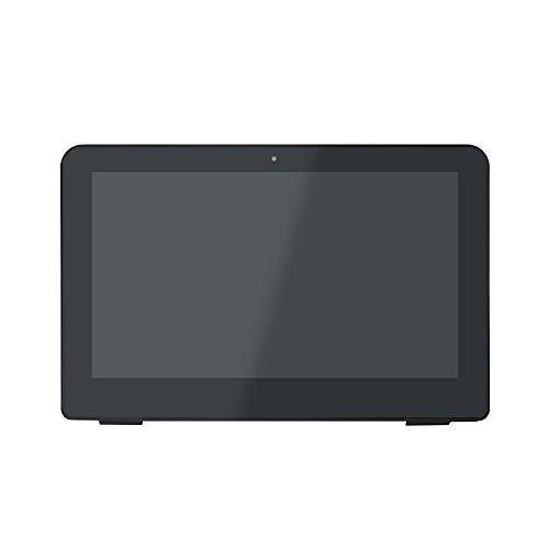 FTDLCD Pantalla táctil de repuesto para HP Pavilion X360 310 G2 / HP Pavilion X360 11-K Series (pantalla LCD + pantalla táctil + bisel)