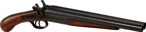 Deko Waffe Schrotpistole 'Wyatt Earp'