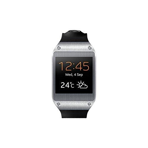 Samsung Galaxy Gear V700 Smartwatch (4,14 cm (1,63 Zoll) SAMOLED-Display, 800 MHz, 512MB RAM, Android 4.3) schwarz