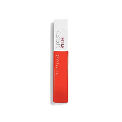 Maybelline New-York – Rouge à Lèvres Mat Liquide – Longue Tenue – Superstay Matte...