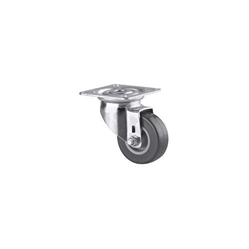 Qt/é Appliance 4/x 100/mm en nylon fixe Roulettes/?/Meubles chariot et roues d/équipement en Bulldog Roulettes/?/Max 300/kg par lot