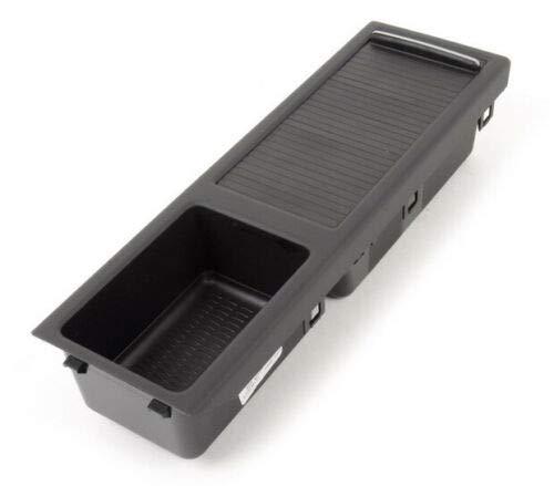 Compartimento de almacenaje con estor para consola central para BMW Serie 3...