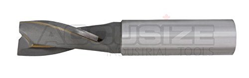 1//8 Inch Length of Cut 1-1//2 Inch Overall Length .065 Inch Diameter 2 Flute Corner Radius Solid Carbide End Mill 1//8 Inch Shank 0.003 Radius