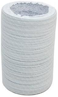 Qualität Ersatz Universal Trockner Vent Schlauch 4 m lang, 102 mm Durchmesser
