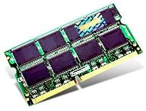 Transcend - Memory - 128 MB - SO DIMM 144-Pin - SDRAM - 133 MHz/ PC133 - CL3-3.V - Unbuffered - Non-ECC