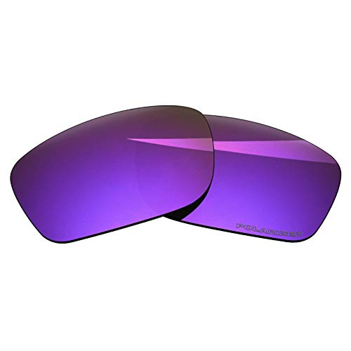 BlazerBuck lentes de repuesto polarizadas antisal para Oakley Mainlink OO9264
