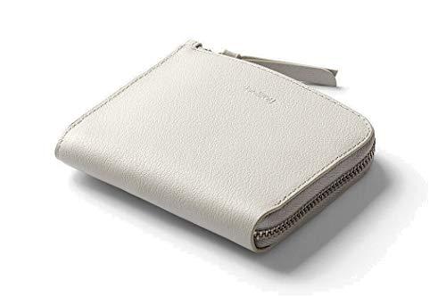 Bellroy Pocket Mini, Damen- und Herren-Geldbörse (für max. 10 Karten und Bargeld)-Alabaster