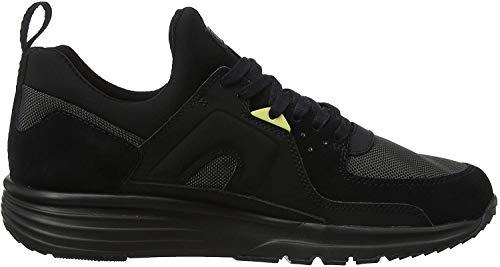 CAMPER Herren Drift Sneaker, Schwarz (Black 1), 43 EU