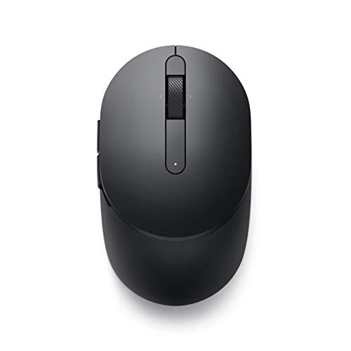 Dell MS5120W Wireless Computer Mouse - with Bluetooth Connection with Long Life Battery (Titan Gray) (MS5120W-GY)