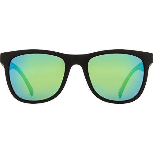 Red Bull SPECT Eyewear Herren Sonnenbrille LAKE-004P Black