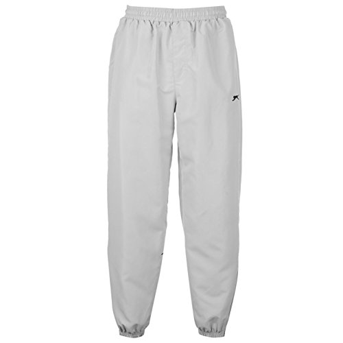 Slazenger Heren Gesloten Hem Geweven Broek Joggen Bottoms Joggers Joggingbroek