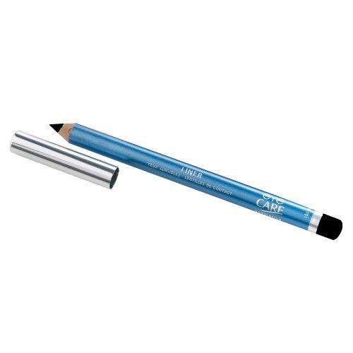EYE CARE Kajalstift/Eyeliner, fest-schwarz, 10 g