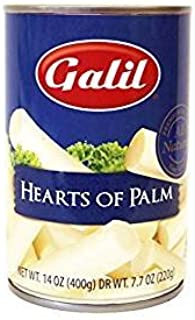 Galil Hearts Of Palm Non Gmo Kosher For Passover 7.7 Oz. Pack Of 3.
