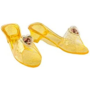 Rubie's Official Belle Jelly Child's Shoe - One Size