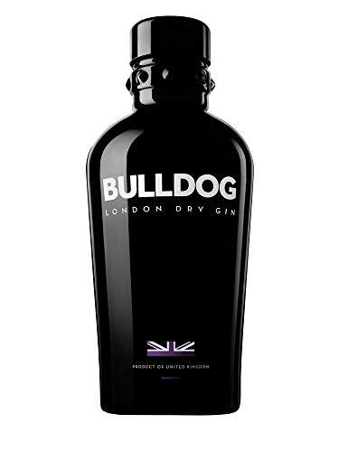 Bulldog Gin London Dry Gin aus 12 Botanicals aus 8 verschiedenen Ländern (1 x 0.7 l)