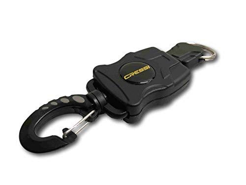 CRESSI - EJA 200008/391 : Accesorio de buceo RETRACTOR AUTOMATICO