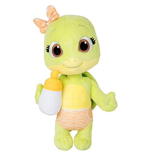 Snap Toys Word Party - Tilly 10' Stuffed Plush Baby Turtle from The Netflix Original Series - 18+ Months