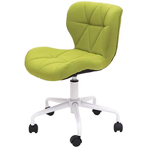 ヤマソロオフィスチェアデスクチェアデスクチェアコンパクトパンナ(グリーン)
