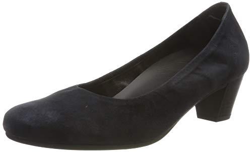 Gabor Shoes Damen Comfort Basic Pumps, Blau (Pazifik 26), 41 EU