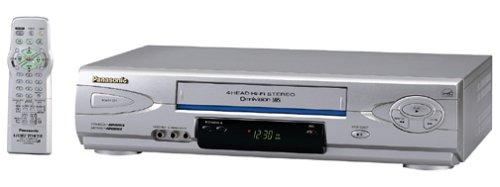 Panasonic PV-V462 4-Head Hi-Fi VCR
