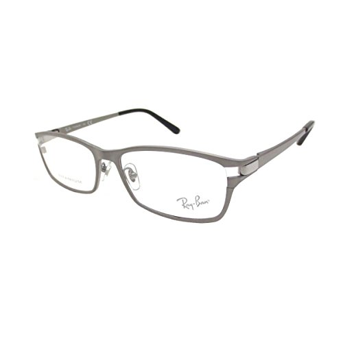 UVカットダテメガネにしてお届けレイバン メガネ フレーム 伊達メガネ 眼鏡 Ray-Ban チタンメガネ RX8727D 1167(54)