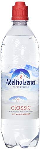 Adelholzener Mineralwasser Classic, 8er Pack, EINWEG (8 x 750 ml)