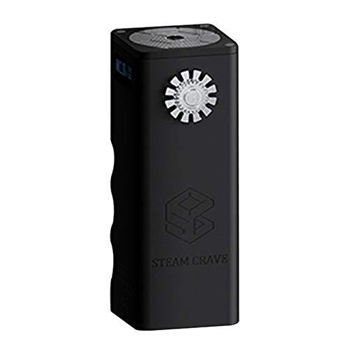 SteamCrave Titan PWM V1.5 300W Box Mod Akkuträger Farbe Schwarz