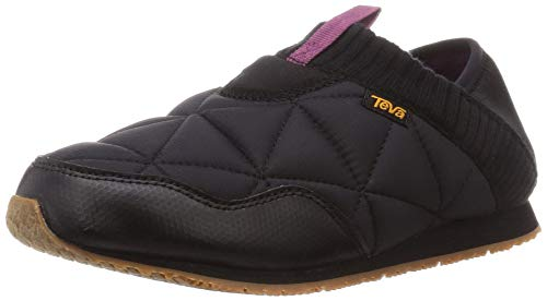 Teva womens W Ember Moc Climbing Shoe, Black, 6 US